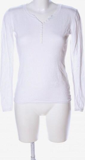 Hailys Longsleeve in M in weiß, Produktansicht