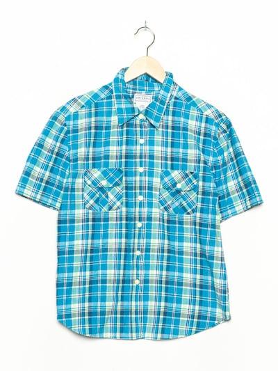 ARIZONA Hemd in XL in blau, Produktansicht
