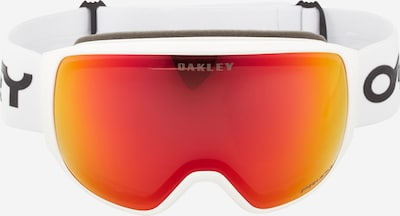 OAKLEY Sporta brilles 'Flight Tracker' sarkans / balts, Preces skats