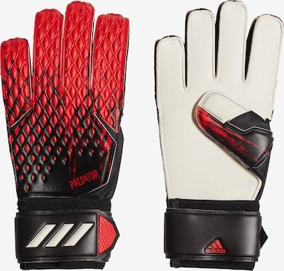 ADIDAS PERFORMANCE Handschuh in hellrot / schwarz / weiß, Produktansicht