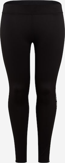 Only Play Curvy Leggings 'Nylah' in schwarz, Produktansicht