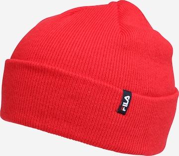 FILA Müts, värv punane