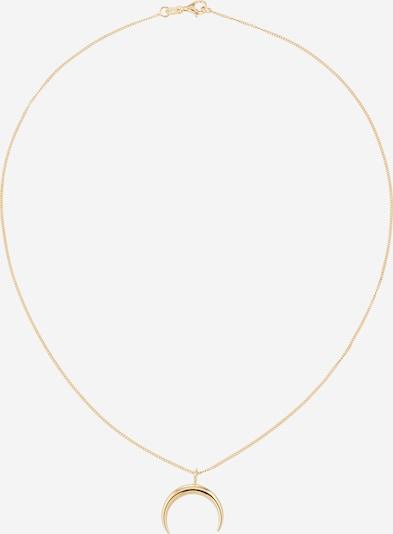 ELLI Řetízek 'Halbmond' - zlatá, Produkt