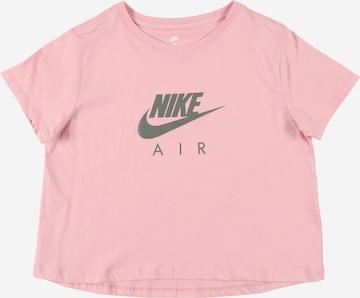 Nike Sportswear Póló - rózsaszín