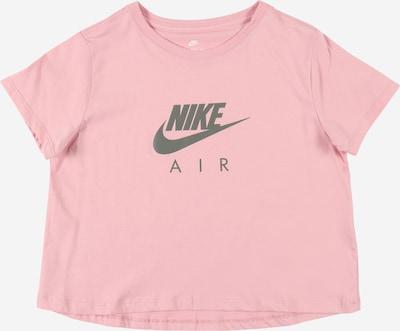 Nike Sportswear T-Shirt in grau / pink, Produktansicht