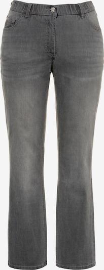 Ulla Popken Jeans in de kleur Lichtgrijs, Productweergave