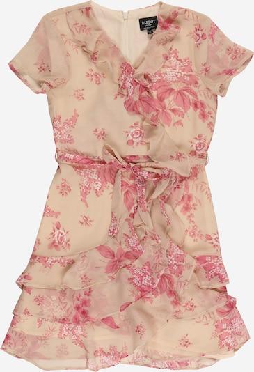 Bardot Junior Kleid in ecru / altrosa / weiß, Produktansicht