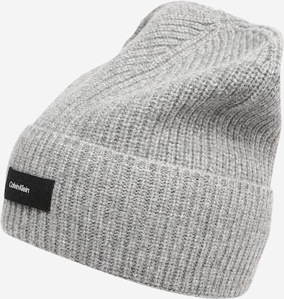 Calvin Klein Čiapky 'DADDY' - sivá / čierna, Produkt