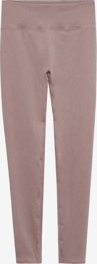 MANGO Leggings in pastelllila, Produktansicht