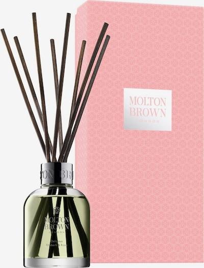 Molton Brown Aroma-Duftstäbchen 'Delicious Rhubarb & Rose' in schwarz / transparent, Produktansicht