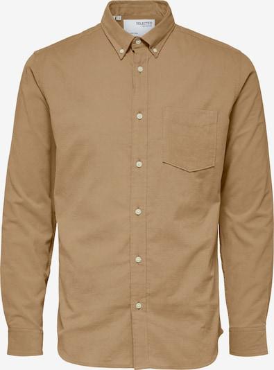 Marškiniai 'Oscar' iš SELECTED HOMME , spalva - šviesiai ruda, Prekių apžvalga