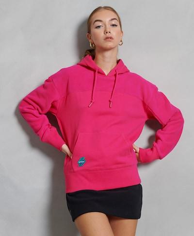 Superdry Sweatshirt in de kleur Pink: Vooraanzicht