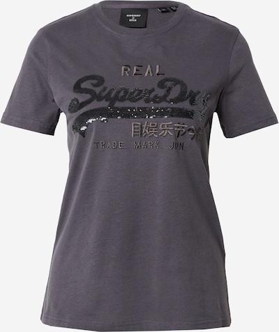 Superdry T-Krekls tumši pelēks, Preces skats