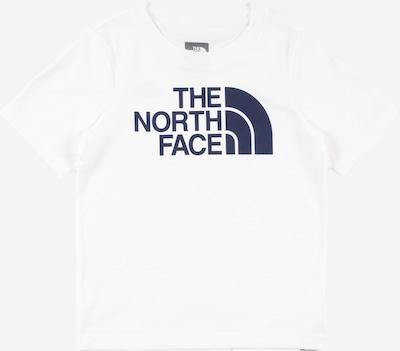 THE NORTH FACE Funktionsshirt 'TODD EASY' in navy / weiß, Produktansicht