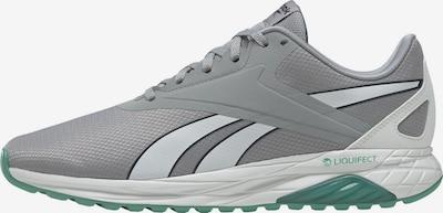 Reebok Sport Sportschuh 'Liquifect 90' in grau / schwarz / weiß, Produktansicht