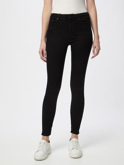 ARMEDANGELS Jeans 'TILLAA' in black denim, Modelansicht