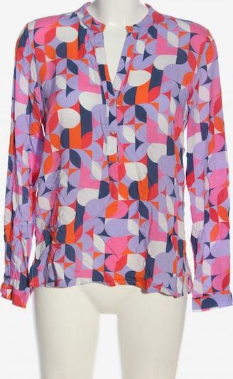 Emily Van Den Bergh Langarm-Bluse in M in blau / lila / pink, Produktansicht