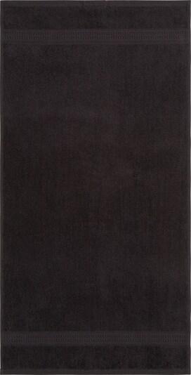 MY HOME Handtüch in schwarz, Produktansicht