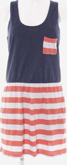 PETIT BATEAU A-Linien Kleid in M in dunkelblau / hellrot / weiß, Produktansicht