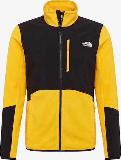 THE NORTH FACE Chaqueta polar funcional 'Glacier' en dorado / negro / blanco, Vista del producto