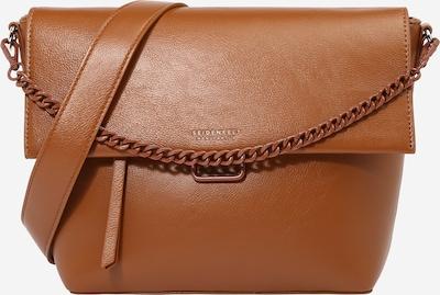 Seidenfelt Manufaktur Tasche in cognac, Produktansicht