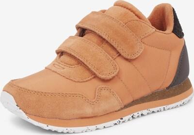WODEN Sneaker 'Nor Suede' in koralle, Produktansicht