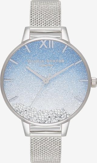 Olivia Burton Uhr in hellblau / silber, Produktansicht
