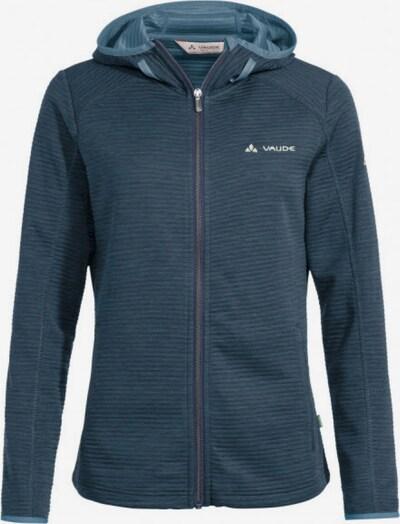 VAUDE Functionele fleece jas 'Skomer Hiking' in de kleur Smoky blue, Productweergave