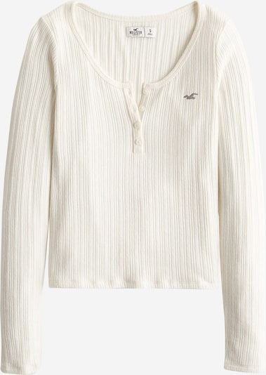 HOLLISTER T-shirt 'Asia' en blanc, Vue avec produit