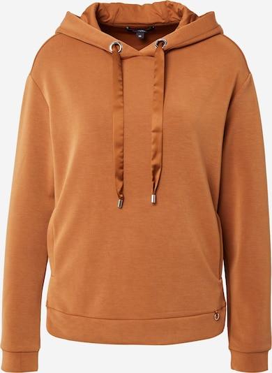 COMMA Sweatshirt in braun, Produktansicht