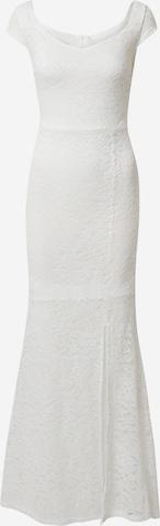 WAL G. Kveldskjoler i hvit