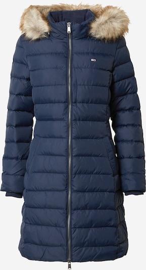 Tommy Jeans Zimski plašč 'Essential' | mornarska barva, Prikaz izdelka