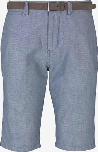 TOM TAILOR Chino Pants in Blue / Brown / Dark grey, Item view