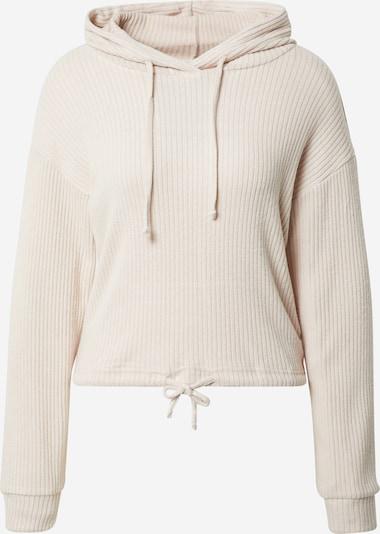 Gina Tricot Sweatshirt 'Stina' in beige, Produktansicht