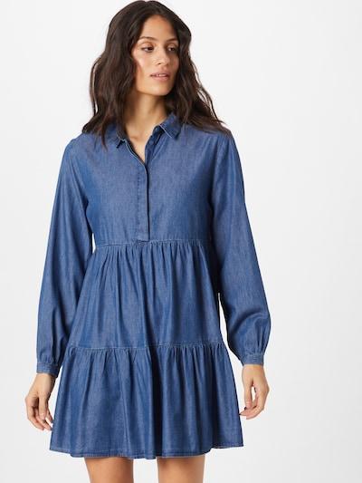 JDY Shirt Dress 'BIANKA' in Blue denim, View model