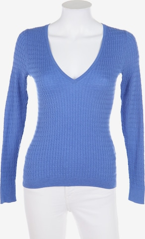 Massimo Dutti Sweater & Cardigan in XS in Blue