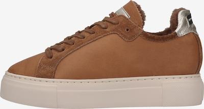 MAHONY Baskets basses en marron, Vue avec produit