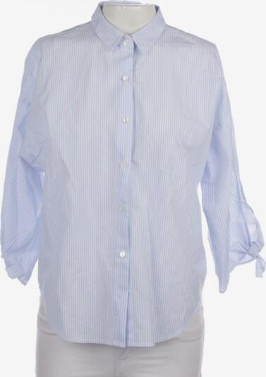 Velvet Bluse / Tunika in XS in hellblau, Produktansicht