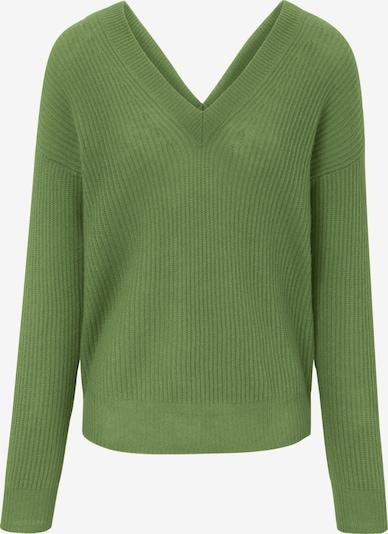 include Pullover aus Kaschmir in grün, Produktansicht
