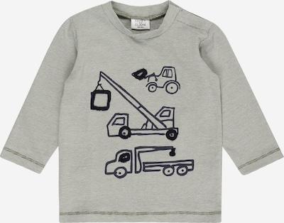 Hust & Claire Shirt 'Anton' in de kleur Marine / Lichtgroen, Productweergave