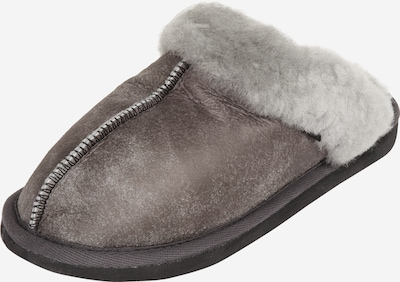 SHEPHERD Hausschuh 'JESSICA' in grau, Produktansicht