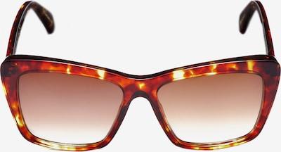 EYE RESPECT Sonnenbrille 'ANA III' in braun, Produktansicht