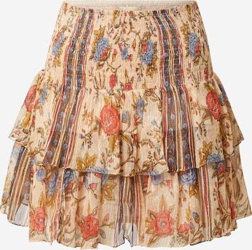 Mes Demoiselles Spódnica 'MILLI' w kolorze beżowy