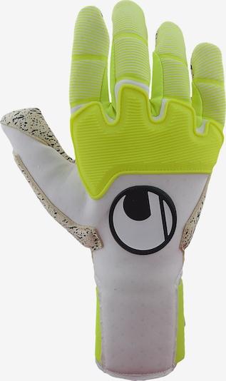 UHLSPORT Handschuh in weiß, Produktansicht