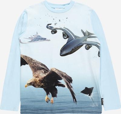 Molo Shirt 'Reif' in de kleur Lichtblauw / Gemengde kleuren, Productweergave