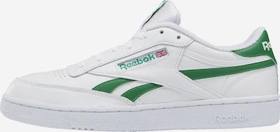 Reebok Classics Sneaker in grasgrün / weiß, Produktansicht