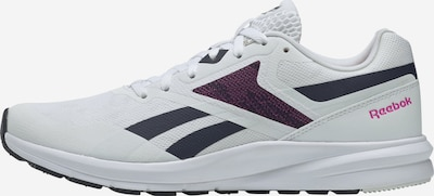 REEBOK Running shoe in dark blue / pink / white, Item view