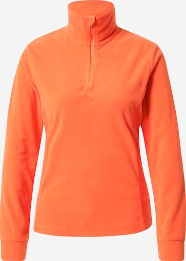 CMP Sportsweatshirt in orangerot, Produktansicht