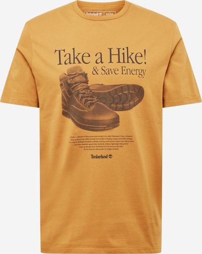 Tricou 'Archive Front Hiker' TIMBERLAND pe maro / maro coniac, Vizualizare produs