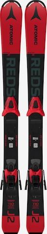 ATOMIC Skis 'REDSTER J2 100-120 + C 5 GW' in Black